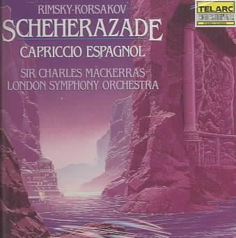 RIMSKY-KORSAKOV:SCHEHERAZADE BY MACKERRAS,CHARLES S (CD)