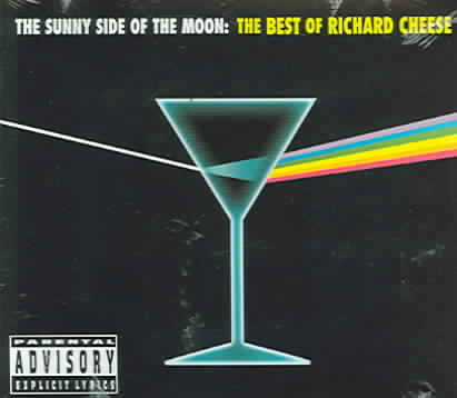 SUNNY SIDE OF THE MOON:BEST OF RICHAR BY CHEESE,RICHARD (CD)