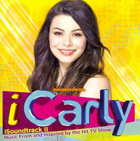 ICARLY:ISOUNDTRACK II MUSIC FROM AND BY ICARLY (CD)